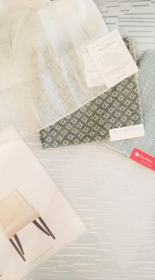 Thibaut fabrics has all of the components needed to pull a complete room together