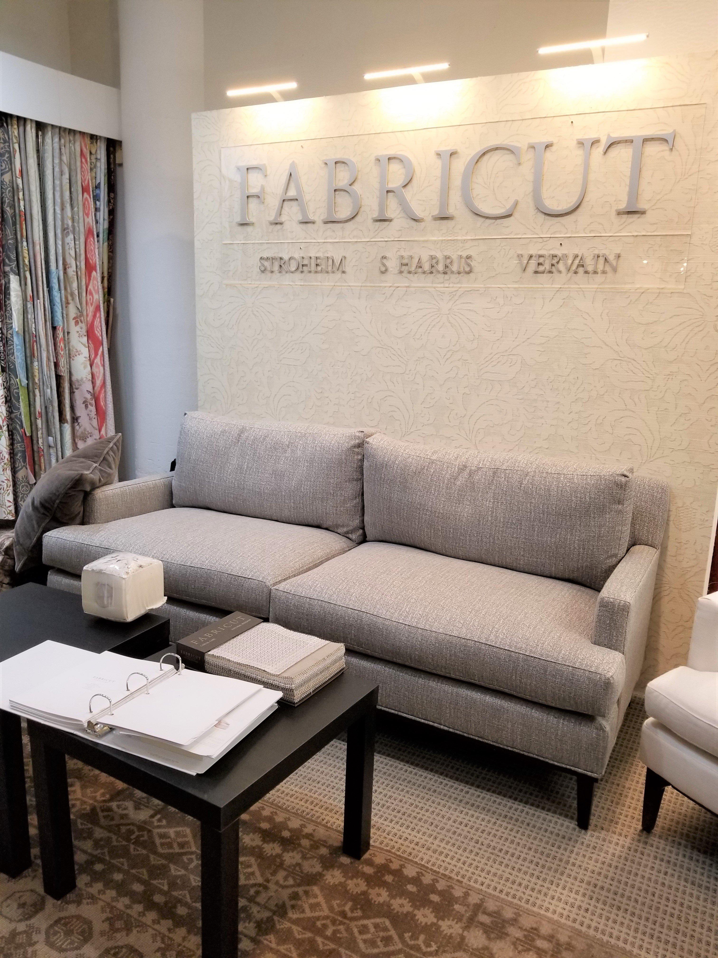 Fabricut custom furniture